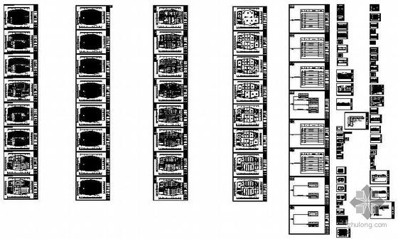 某国土局办公楼装饰竣工图-4