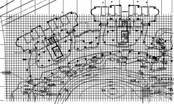 杭州庭院改造景观方案施工图