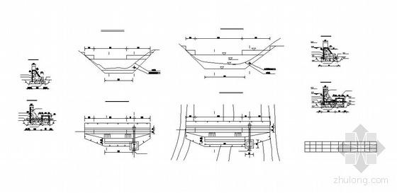农村安全引水典型设计图纸及设计报告