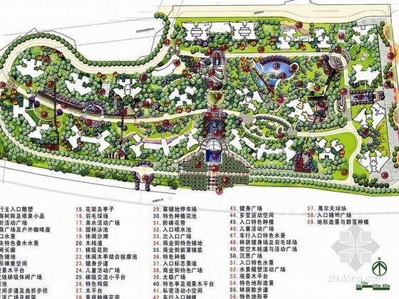 [重庆]小区景观设计方案