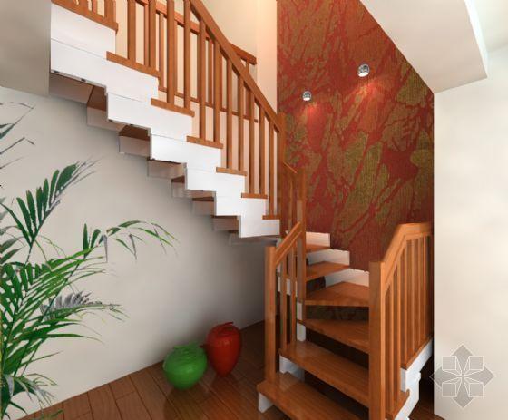 U楼梯资料下载-U型维多利亚楼梯