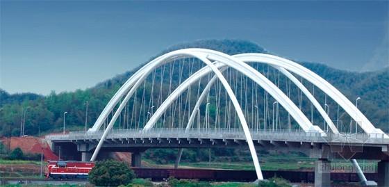 公跨铁大桥施工危险源预防方案(21页)