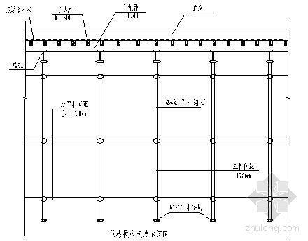 沧州市某高层异型柱框剪结构工程模板施工方案