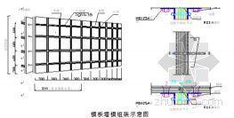 广州某现浇预应力钢筋混凝土框架-剪力墙结构科技楼施工组织设计(创鲁班奖)