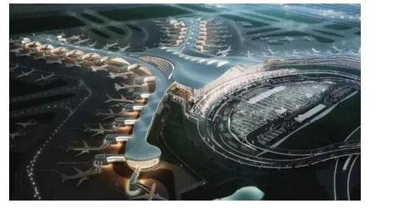 BIM技术与玻璃幕墙的极致奢华!就在阿布扎比国际机场!
