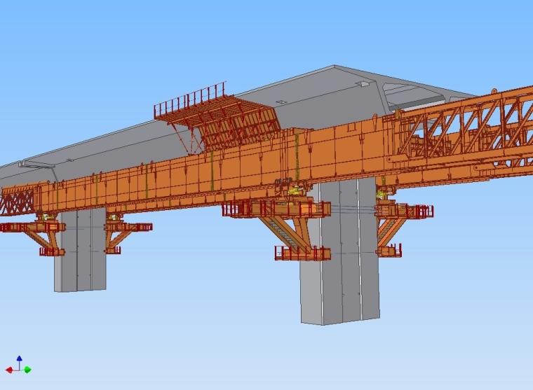 跨海大桥首跨移动模架箱梁施工质量、技术及工艺总结