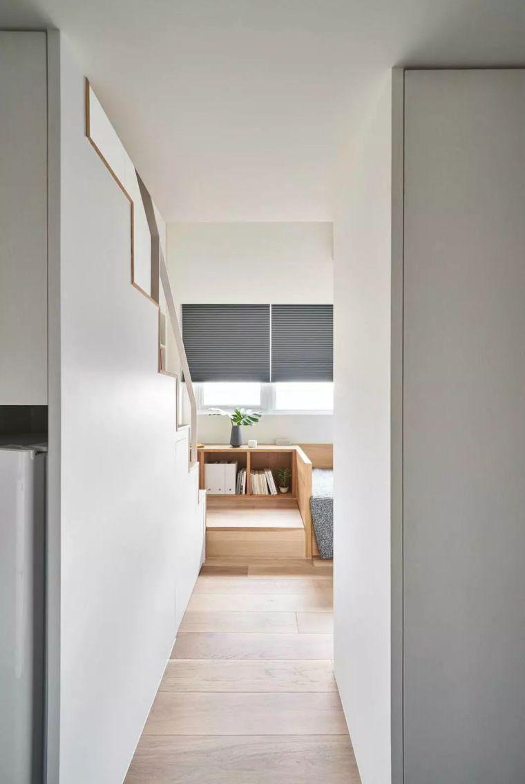 一个人的豪宅——17.6㎡极小公寓_7