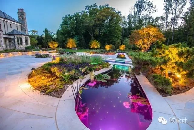 有了院子,一定要造一个水景_10