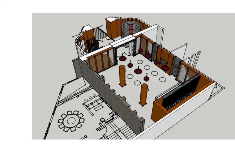 高档典雅红酒展示厅设计方案图-设计图 (16).jpg