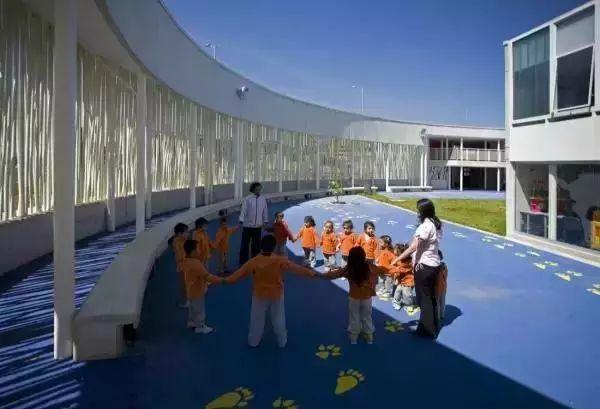 """国外幼儿园建筑设计的""""新、奇、趣、美""""说的是哪些?_8"""