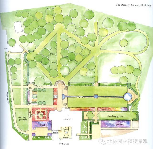 经典案例真正的花园式住宅——蒂讷瑞住宅花园_3