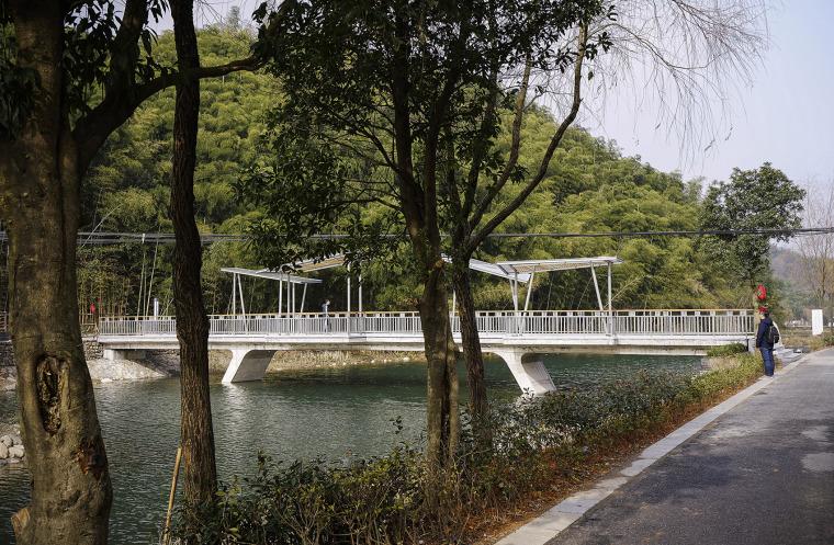 7天最热丨景观周周精选案例(2月18日~24日合辑)-016-yuhua-village-pedestrian-bridge-china-by-12f-studio