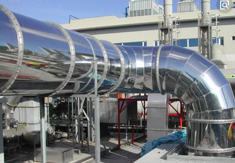 空调镀锌风管施工方案