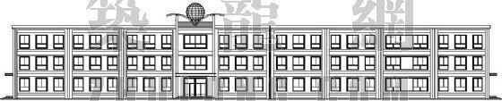 某农村小学教学楼建筑设计方案