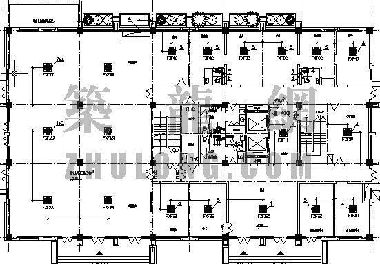 vrv办公楼设计资料下载-办公楼VRV设计