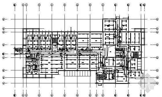 国内某海关综合办公楼电气设计