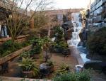 美国瀑布花园式公园