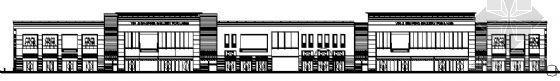某二层商业用房建筑方案图