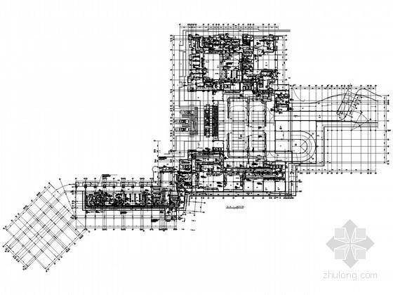 [三亚]五星级度假酒店暖通空调设计施工图