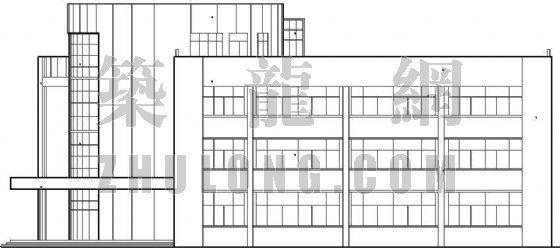 某少年宫建筑设计方案