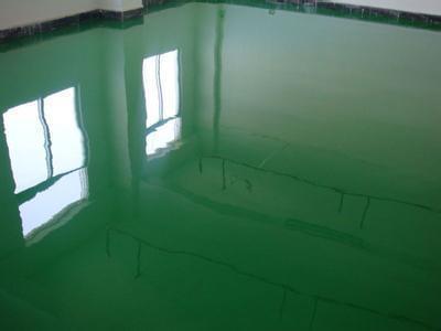 导致环氧地坪漆表面不光滑的原因