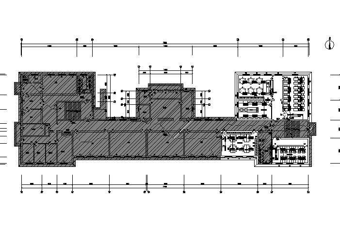 [北京]高中楼化学教室改造工程电气图