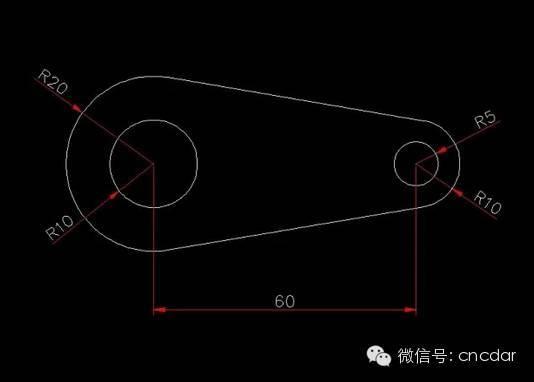 值得收藏的CAD练习图