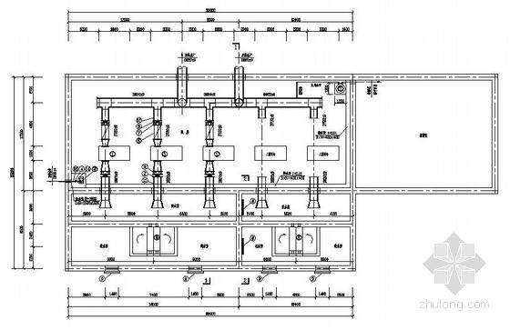 取水泵站工艺图