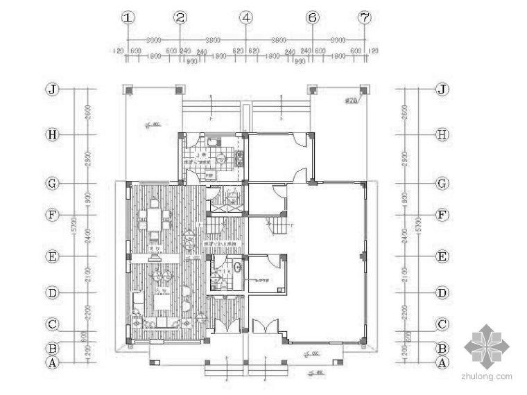 日式别墅设计装修图