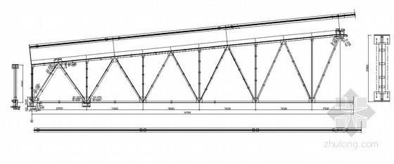 [学士]梯形钢屋架课程设计(含计算书、图纸)