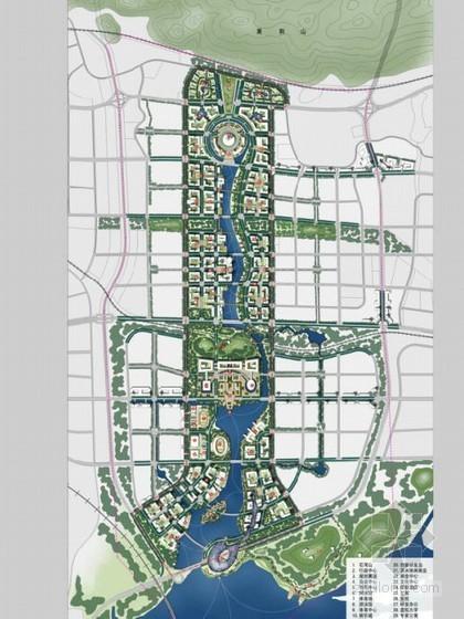 [黄石]工业区局部景观概念性规划设计方案