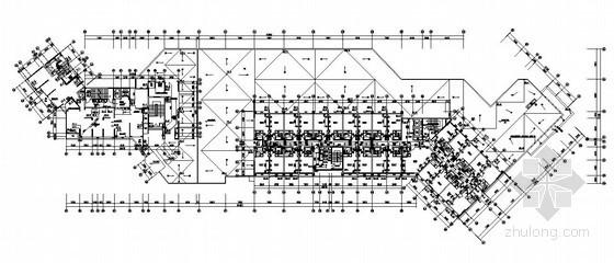 时代广场排水施工图