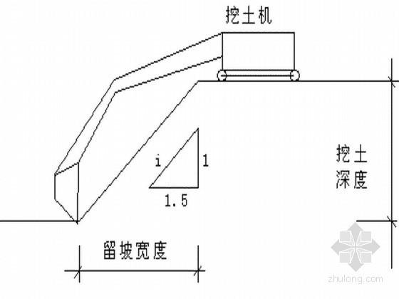 [浙江]社区综合楼深基坑排桩支护及开挖监测施工方案