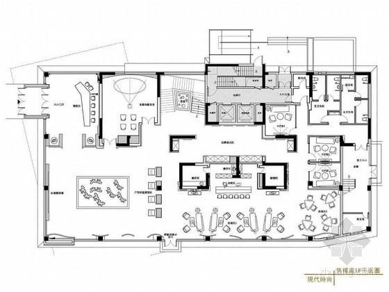[沈阳]综合房地产企业高档现代商住区软装配饰概念设计方案