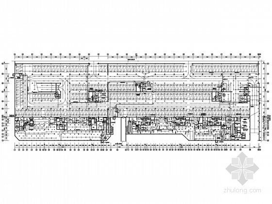 大型小区地下室工程全套电气施工图纸