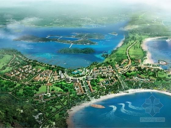 [三亚]滨水旅游景区概念性总体规划方案