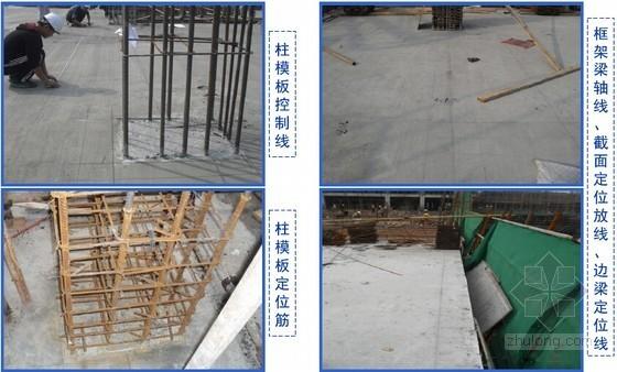 [四川]框剪结构商业中心工程质量管理汇报材料