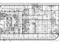 [浙江]行政商业办公楼空调通风及防排烟系统设计施工图(风冷热泵机组 多联式空调系统)