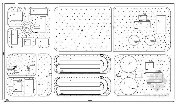 [广东]某污水处理厂毕业设计(含图纸、计算书)