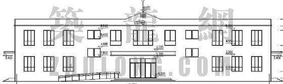 某小学建筑、结构、电气、设备施工图