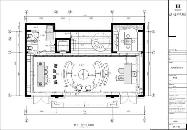 葛亚曦:上海旭辉西郊别墅-22