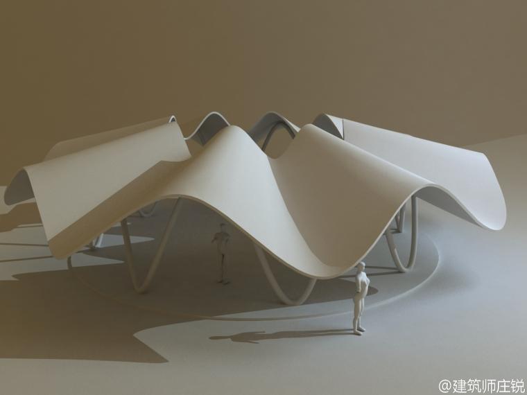 NURBS建模在建筑设计中的应用