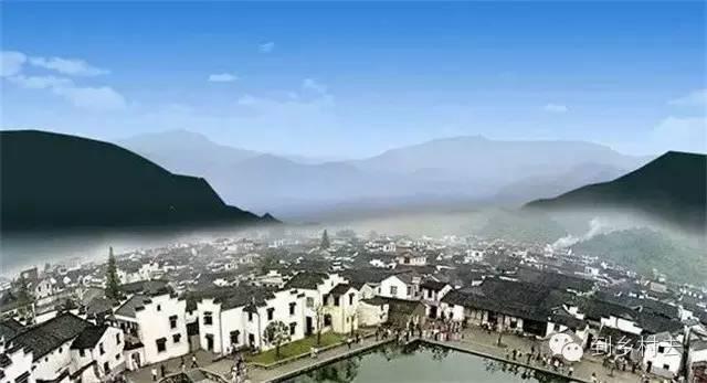 设计酱:忘记乌镇、西塘、周庄吧!这些古镇古村,很美很冷门!_9
