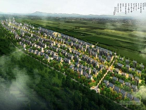 """[杭州]""""体验经济""""风情小镇总体设计方案"""