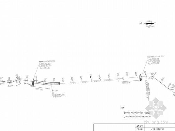 [重庆]双向单洞复合式衬砌隧道设计图纸33张(附结构计算书)
