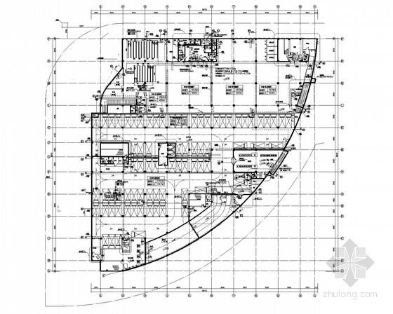 [江西]某商业街建筑给排水施工图纸(含人防)