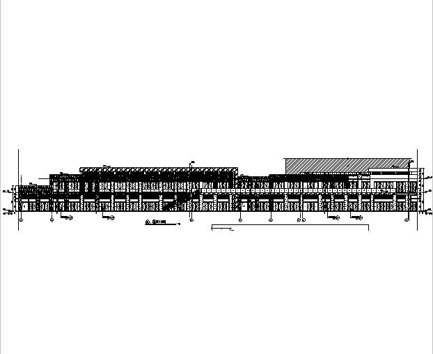 [广东]国际知名设计院住宅及商业网点、幼儿园施工图(全专业)_6