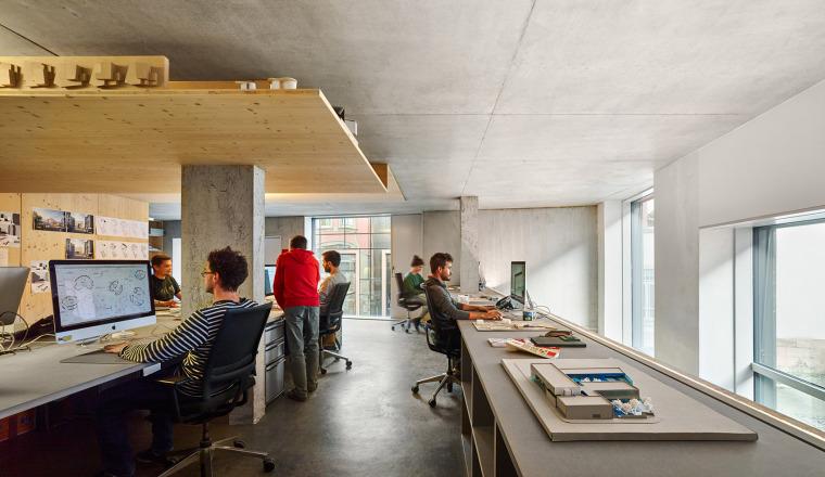法国斯特拉斯堡办公室与住宅建筑-15