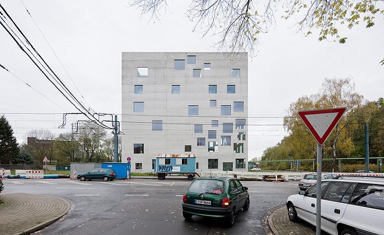 德国关税同盟学院教学楼