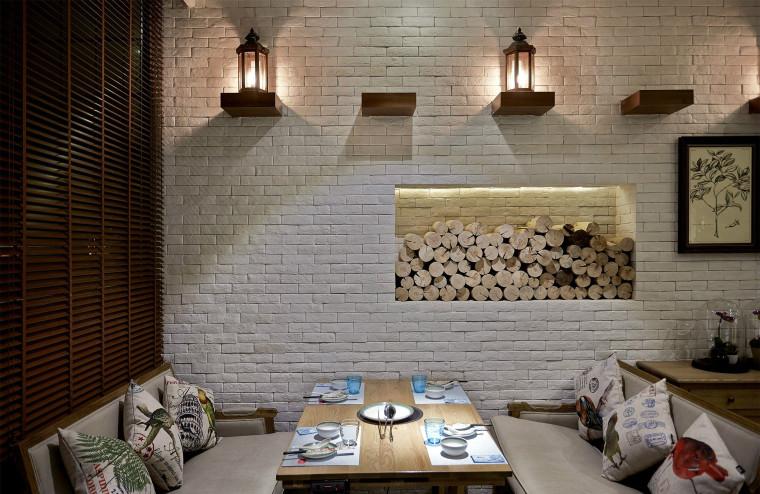 朴田泰式海鲜火锅餐厅设计方案文本